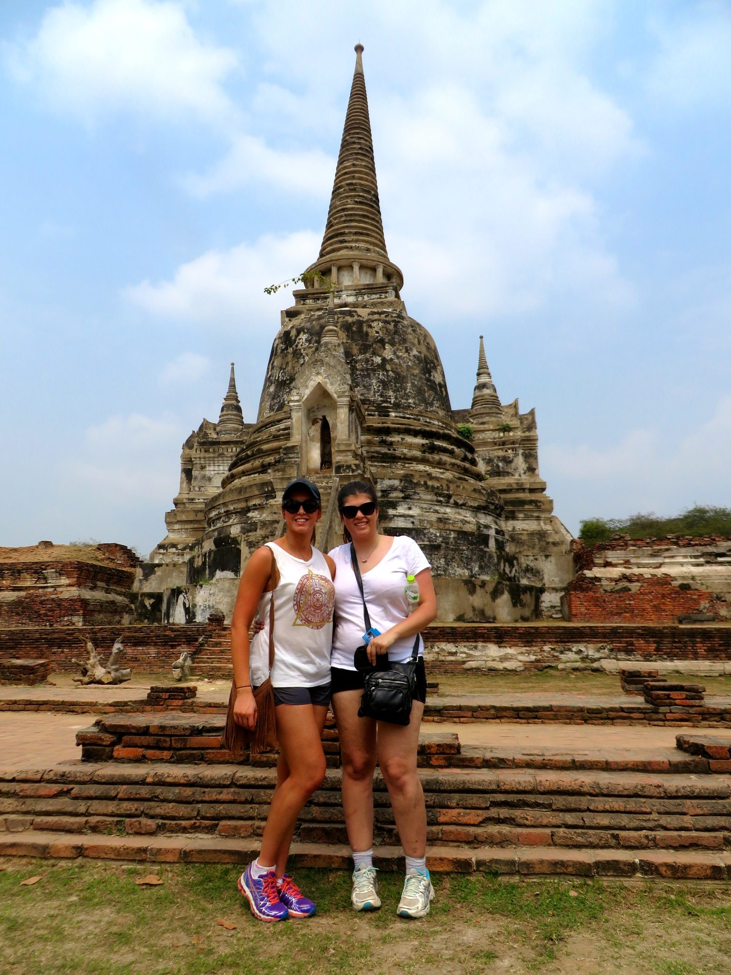 Ayutthaya Thailand S Answer To Angkor Adventure Lies In
