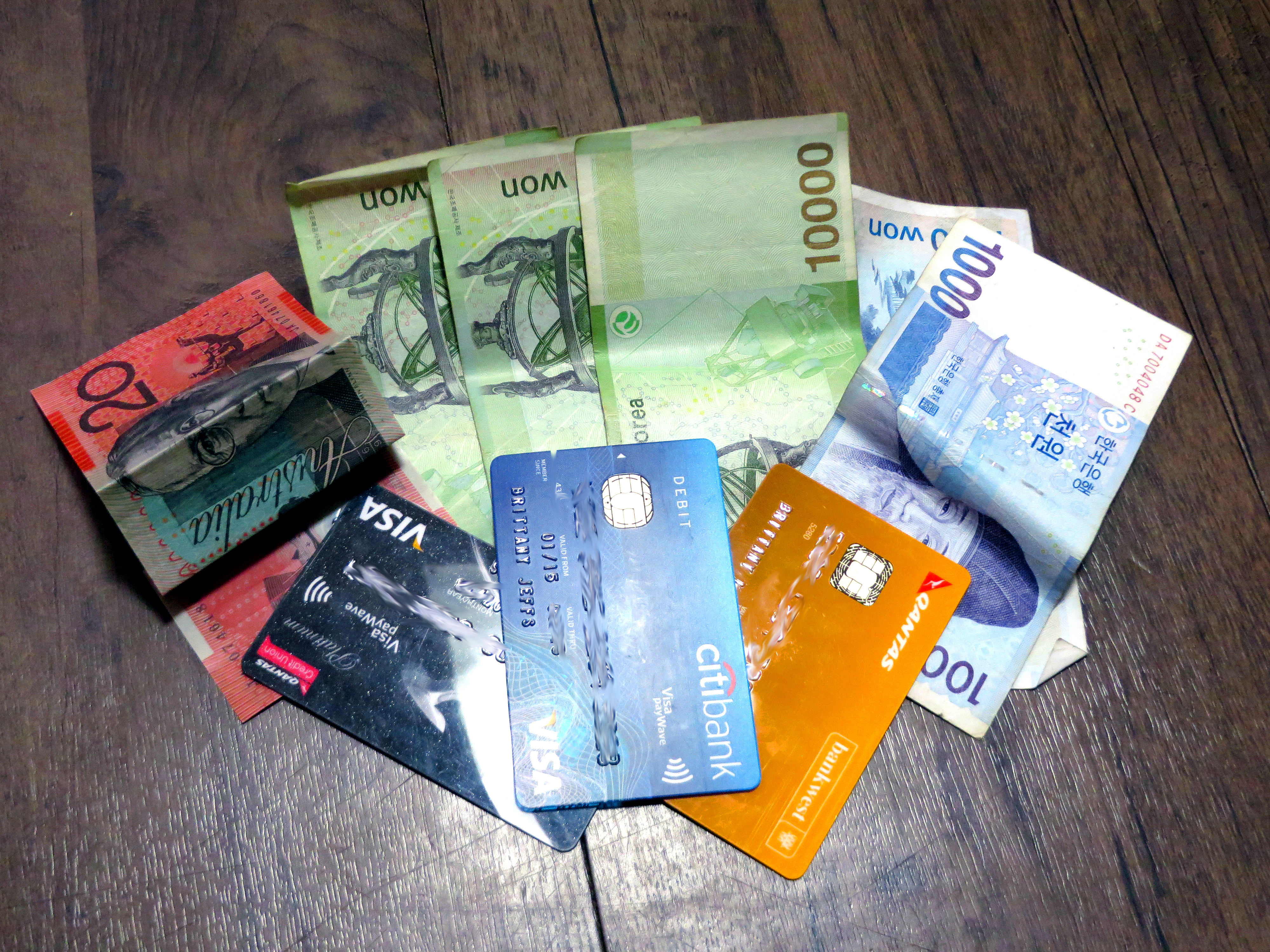 Accessing Money Overseas From Your Australian Bank Account