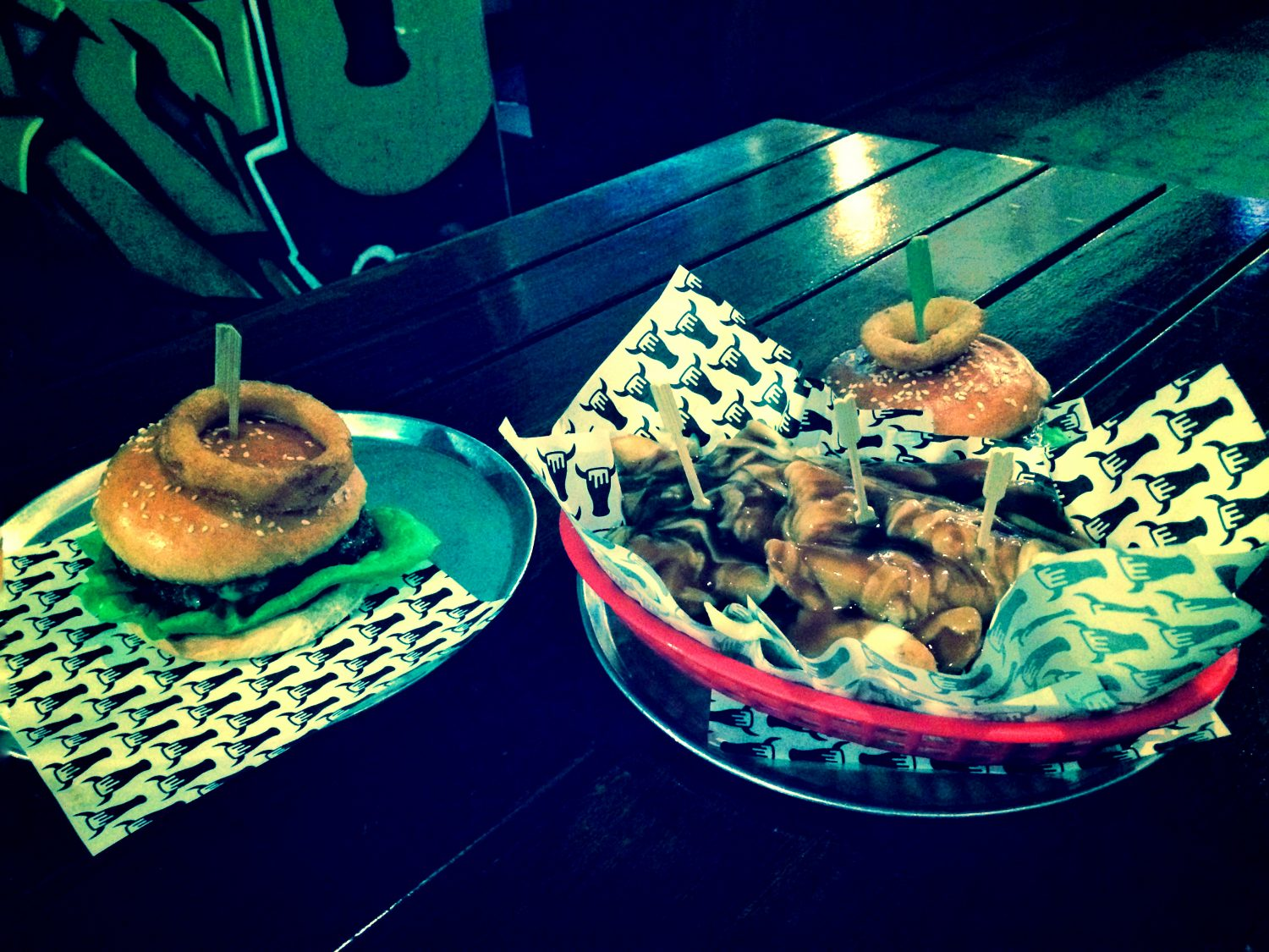 Beer And Burger Bar Melbourne Food Review Adventure Lies In Front