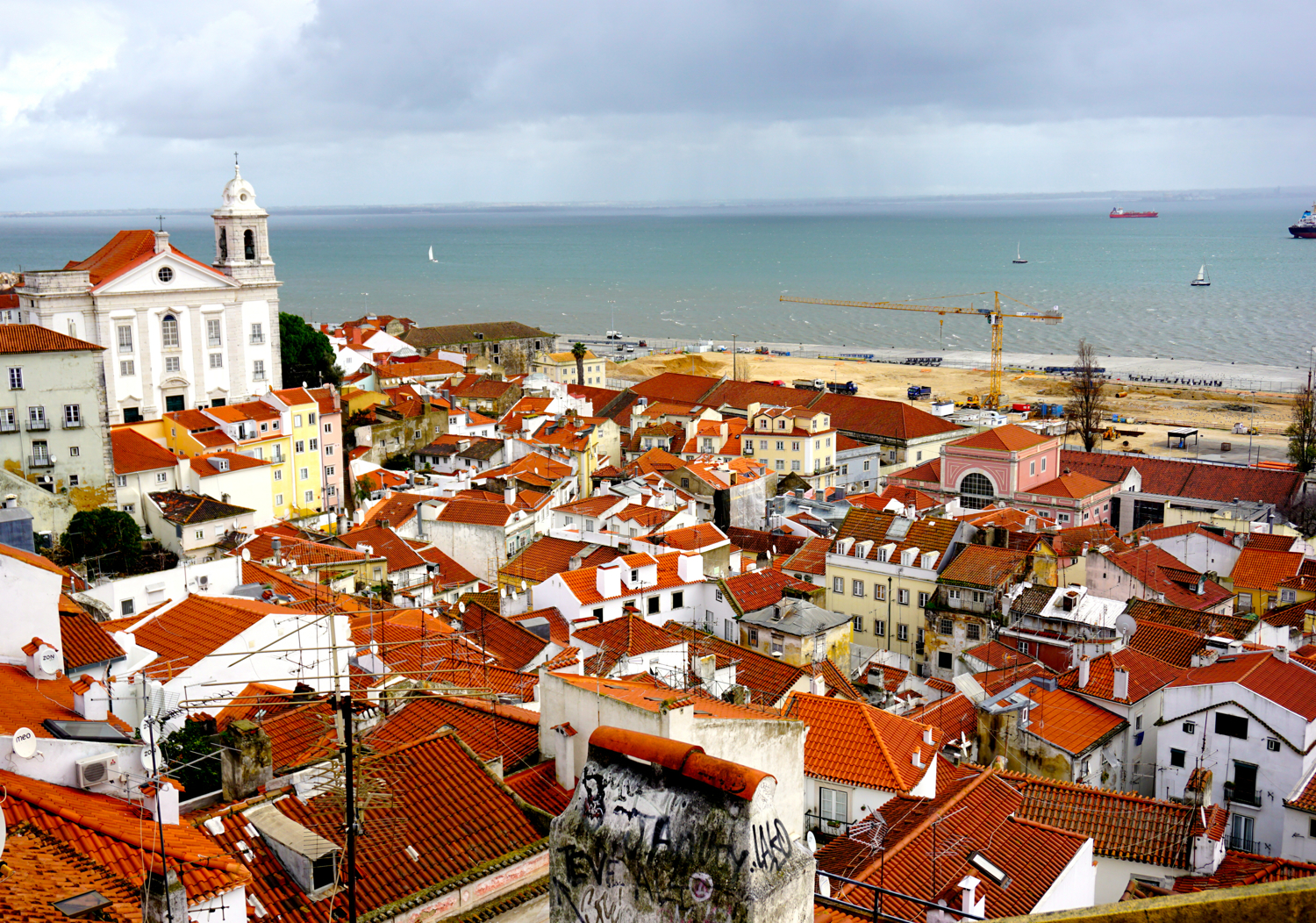 Im Hopelessly In Love With Portugal Lisbon In The Winter