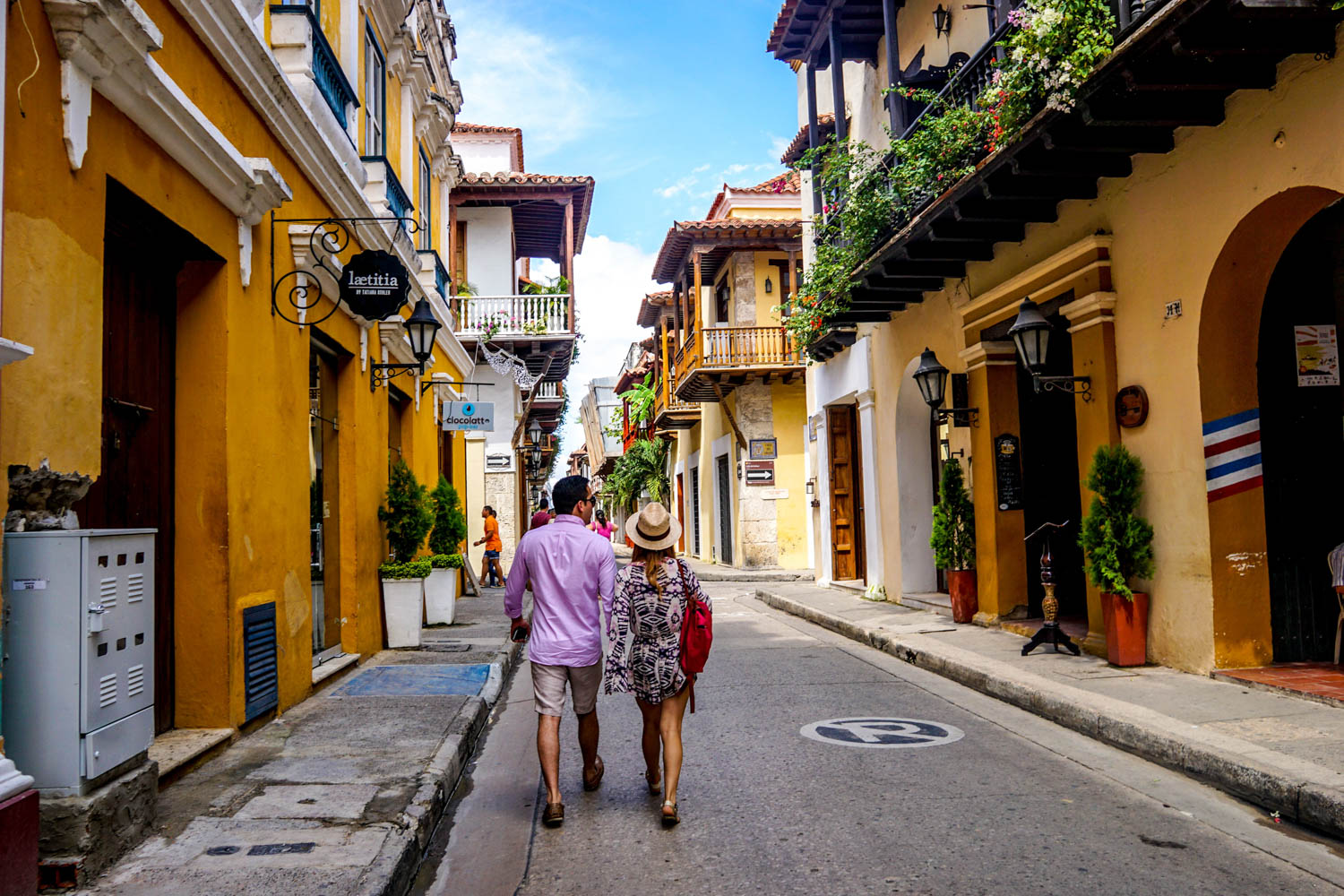 Embracing The Caribbean Vibes What To Do In Cartagena